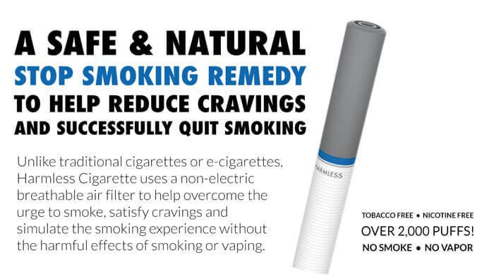 easy way to quit smoking
